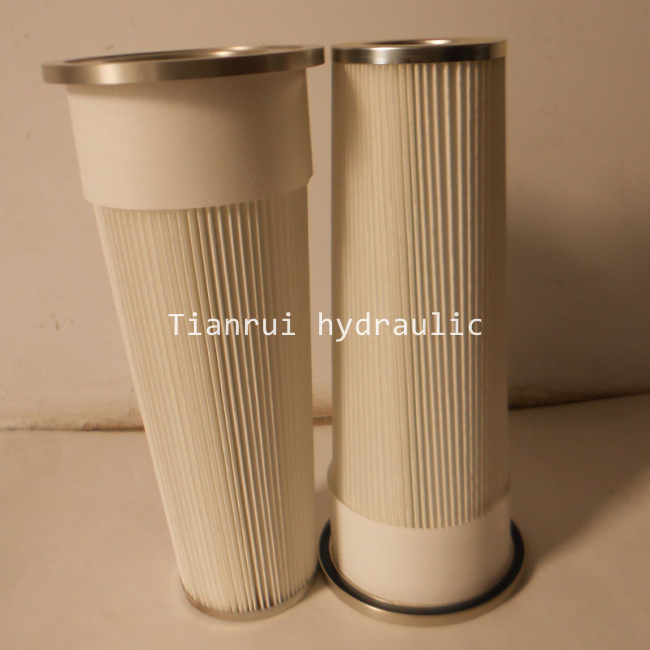 Shot Blasting Machine Polyester Tapered Dust Filter