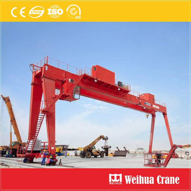 Rail Mount Gantry Crane