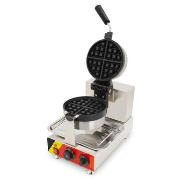 commerical equipment   rotating waffle maker