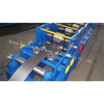 Adjustable Model U Shaped Purlin Making Machine