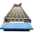Steps Tile Roll Forming Machine