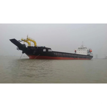 4800T Self-Propelled Deck Barge With Rampdoor