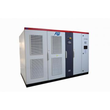 High-efficiency 3kV MV VFD Drives