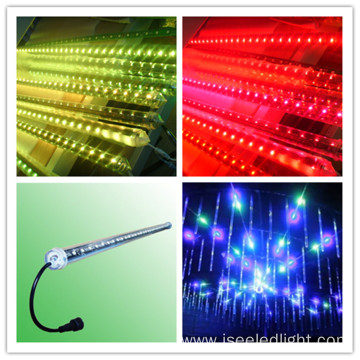 DMX vertical tube DC15V disco light