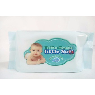 Alcohol Free Baby Wipes Biodegradable