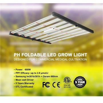 600w High Power Led Grow Light mo oona