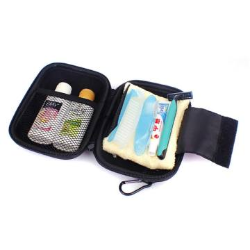 Multi-used wash gargle bag portable eva toothbrush travel case for toiletries