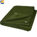 Oiled Canvas Polyester Tarp Heavy Duty
