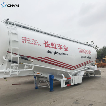 3Axle Bulk Cement Tank Semi Trailer