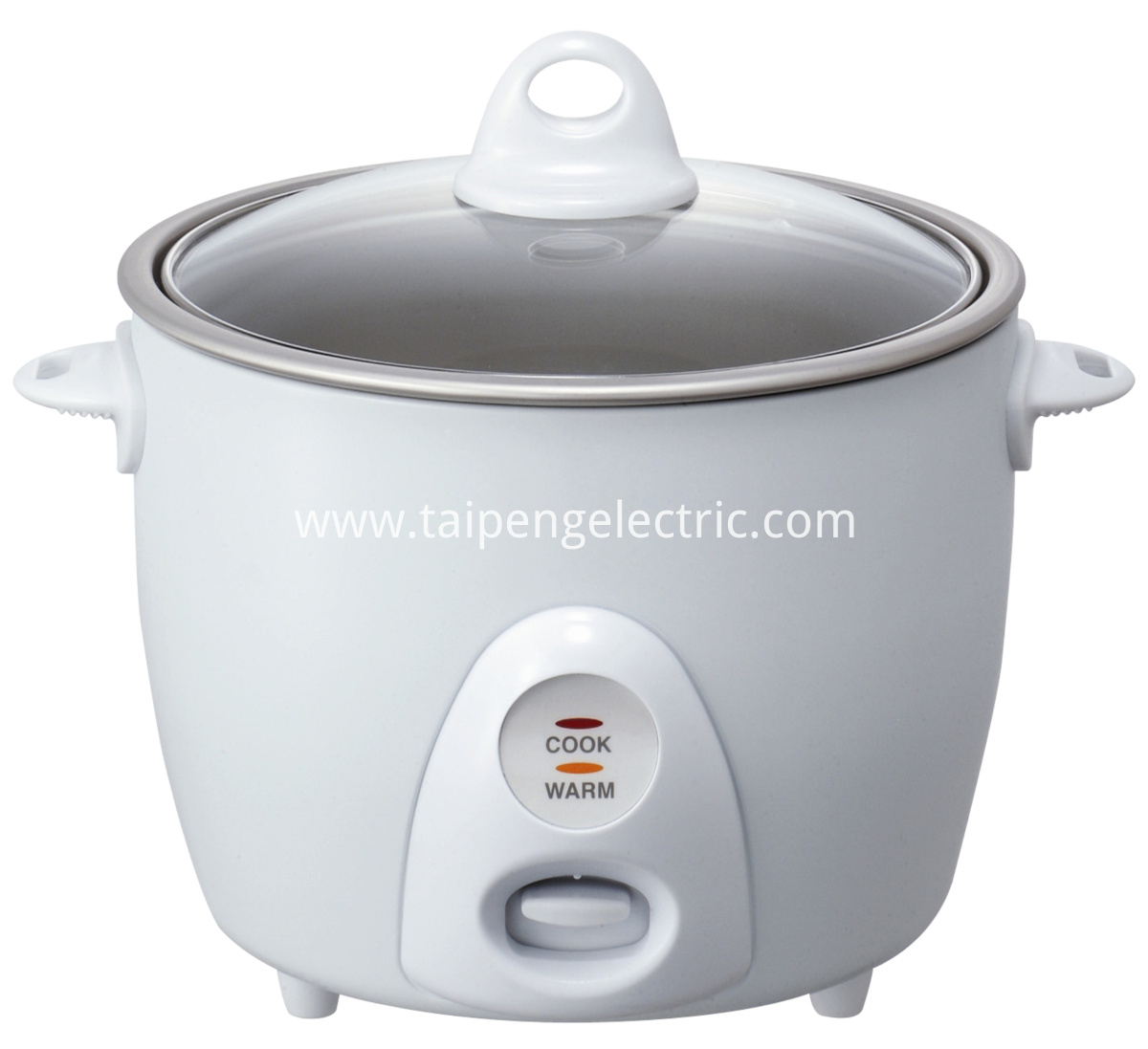 Commercial drum type rice cooker