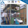China the biggest AL-4200mm SS beam nonwoven fabric making machine