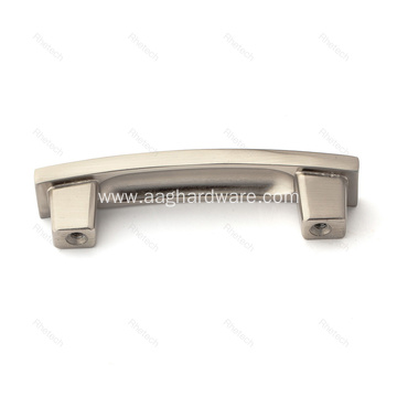 Luxury Zinc Alloy Door Handles For Kitchen Cabinet