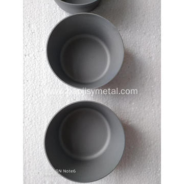 99.95% Custom Tungsten Crucible Stock