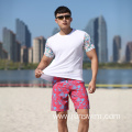 Quick Dry Water Repellent Man′s Swimming Short