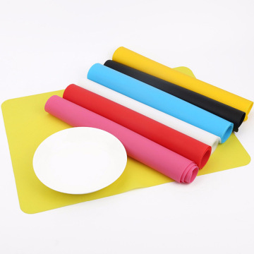 Non-stick Silicone Pad Mat Silicone Oven Heat Insulation Pad Cookies Mats Bakeware Mat Thick Kitchen Baking Tools