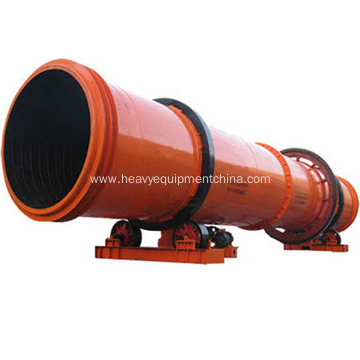 High Efficient Drum Dryer For Wood Chips Sawdust