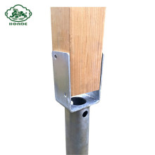 Ground Screw Anchor For Fencing System
