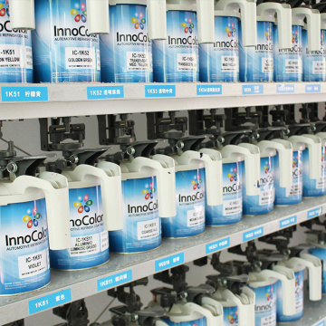 InnoColor Auto Base Car Paints Car Refinish Paint
