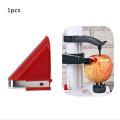 5pcs Electric Fruit Peeler Potato Electric Peeler Vegetable Fruit Peeler Stainless Steel Blades for Electric Potato
