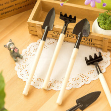 Multifunctional Gardening Tools Rake Shovel Spade 3 Sets of Flowers and Potted Succulents Ripper Tool