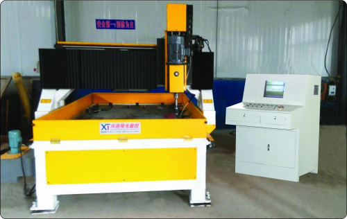PMZ Series Multi-holes Flat Steel Plate Drilling Machine