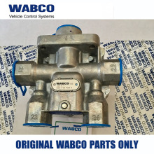 9347144030 Wabco Four circuit protection valve