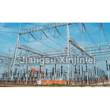 220-500kV Substation Steel Structure