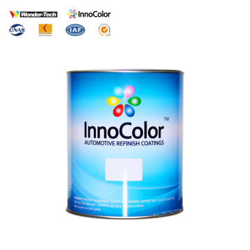 InnoColor Red Aluminum Car Paint