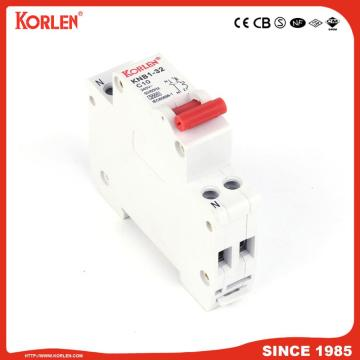 KNB1-32 Miniature Circuit Breaker 4.5KA 32A with SEMKO
