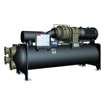 Centrifugal chiller for HVAC air conditioning system