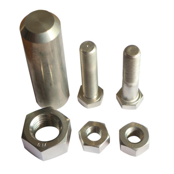Hex head A2-70 DIN931 Stainless Steel Bolts