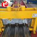 Metal steel panel floor deck roll forming machine