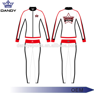 Sublimated Cheer Jackets For Youth