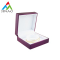 Custom exquisite jewelry bangle box with LED light