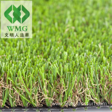 Purple Artificial Grass Lawn Landscape Turf for Indoor Soccers