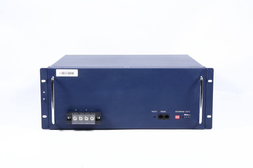 48V Lithium-ion Battery BMS System
