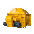 Light weight twin-shaft concrete mixer for sale