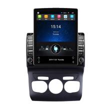 "For Citroen C4 C4L 2013- 2017 Autoradio 2 Din Android Car Radio Multimedia Player 9.7"" Tesla Screen GPS WIFI Auto Stereos"