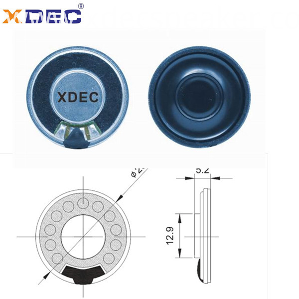 26mm 8ohm 1w welcome oem air conditioner Speaker