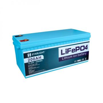 12V200AH LiFePO4 Battery Replace​ Lead Acid Battery