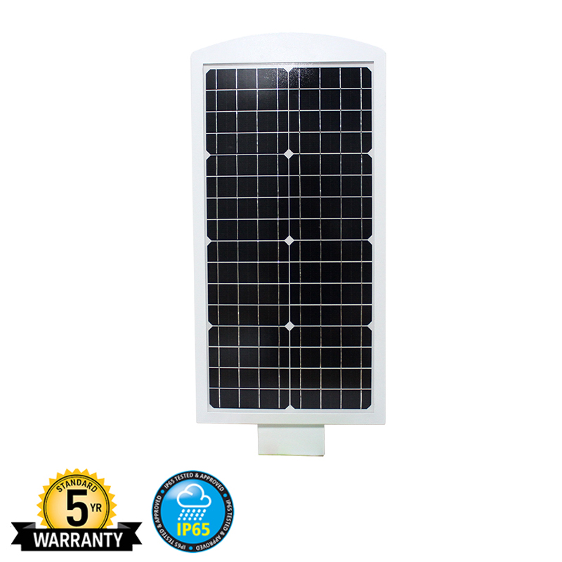 Solar Led Street Light With Pole (3)