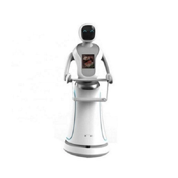 Smart Multi-function Robot For Cafe With Delivery Meals