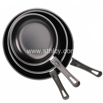 Stainless Steel With Magnetic Non-stick Pan