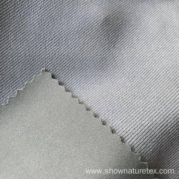 Suede Twill Foiled Shining