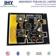 Custom PCB Prototyping and Printed Circuit Board Manufacturing