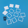 ceramic laser cutting micro holes thin substrate plate
