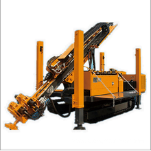 Hydraulic portable water well driller machine rig
