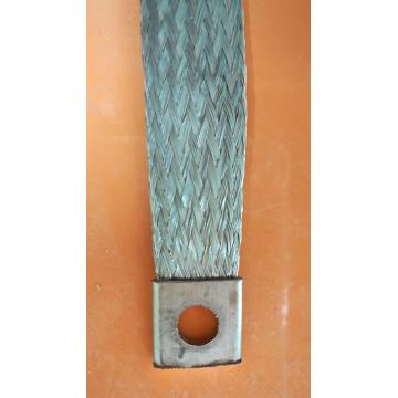 Tinned Copper Braided Sleeving  EMI Ground Shielding