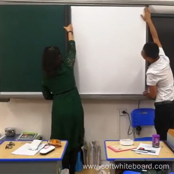 Roll Up Portable Magnetic Whiteboard For School Price