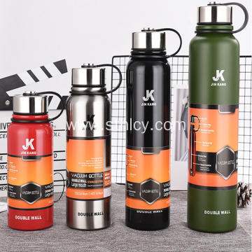 Outdoor portable large capacity insulated cup